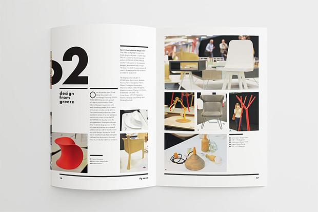 5 creative layouts for interior design magazines