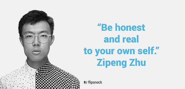 Zipeng Zhu interview