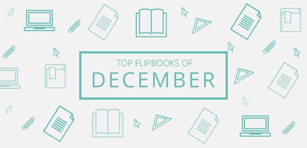 top flipbooks december 2016