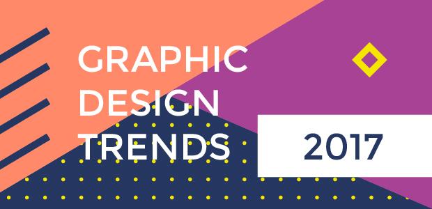 Graphic design trends 2017