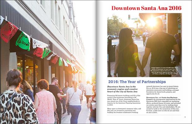 Downtown Santa Ana Report