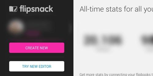 button new editor