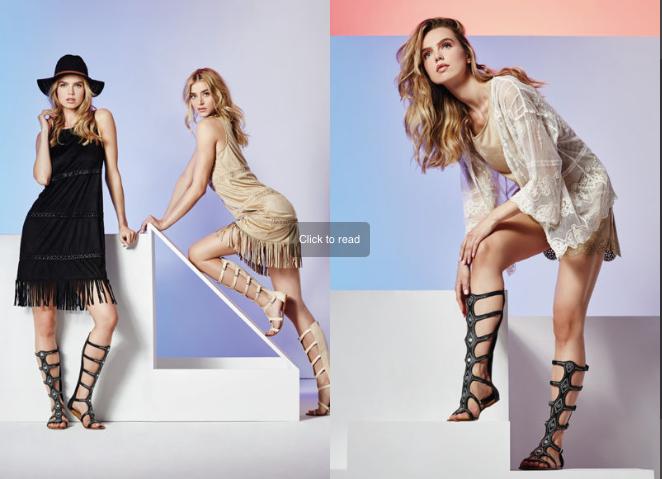 kensie fashion lookbook