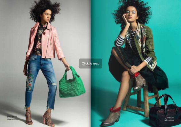 mayke fashion lookbook example