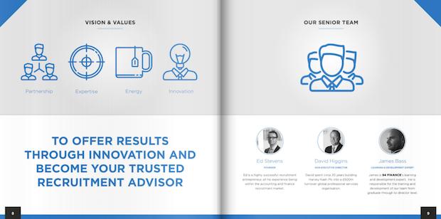 finance booklet