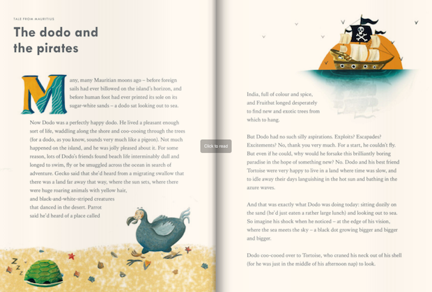 story booklet