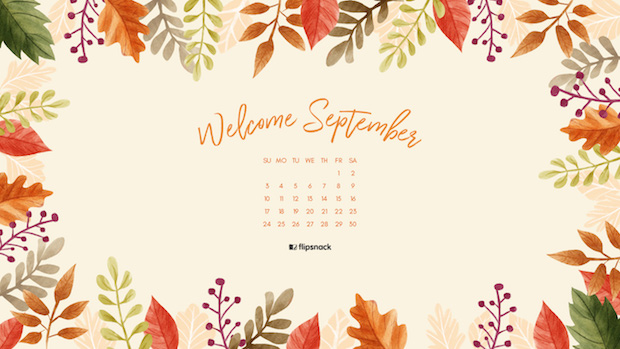 september 2017 wallpaper