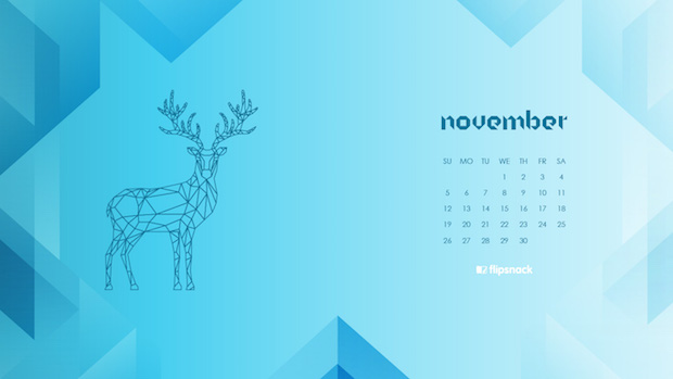 November 2017 wallpaper background