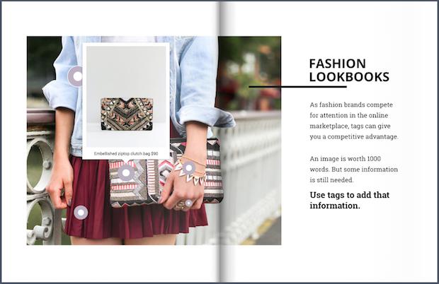 fashion magazine tags