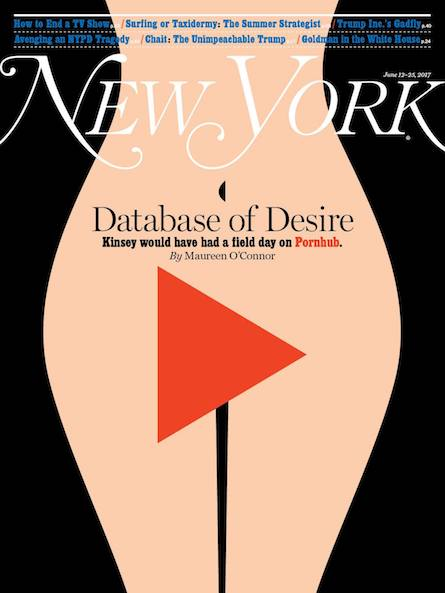 New York Magazine November issue
