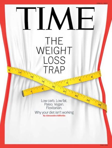 Time June issue weight loss