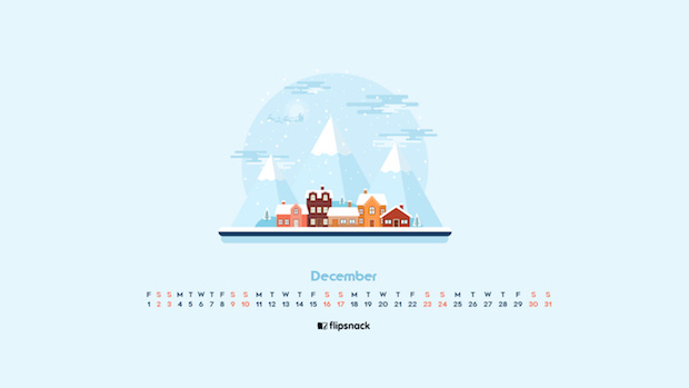 desktop background December 2017