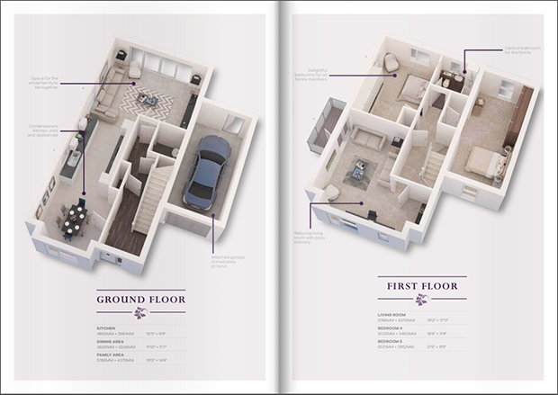 floor plan 3D
