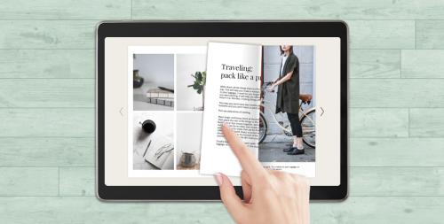 How to start a digital magazine
