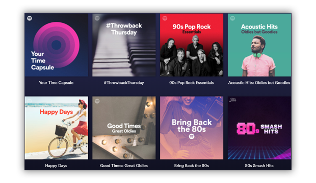 graphic design trends spotify 2
