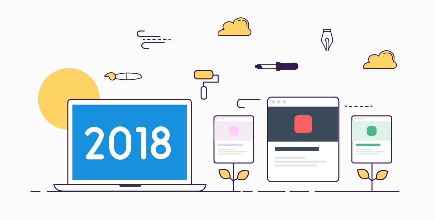 graphic design trends 2018 cover
