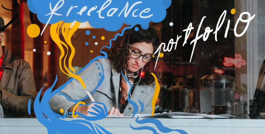 5 useful tips to create an amazing freelance portfolio