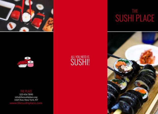 small business marketing ideas brochure template
