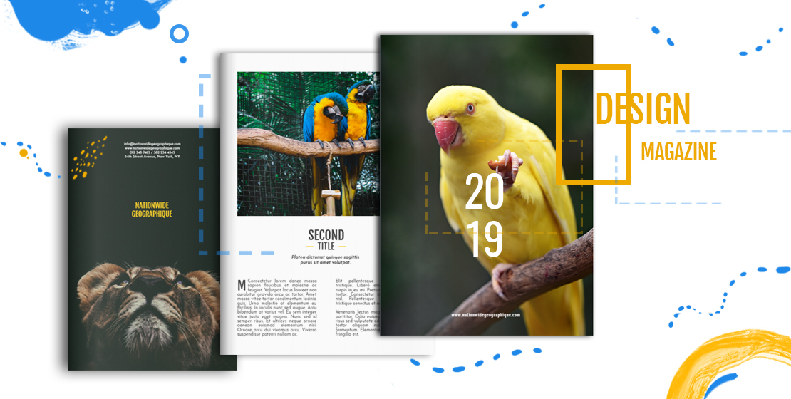 design magazine national geographic