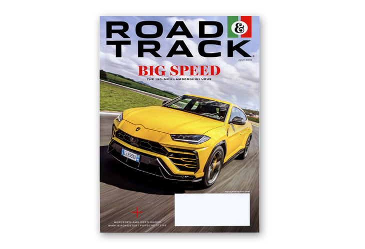 best car magazines road and track