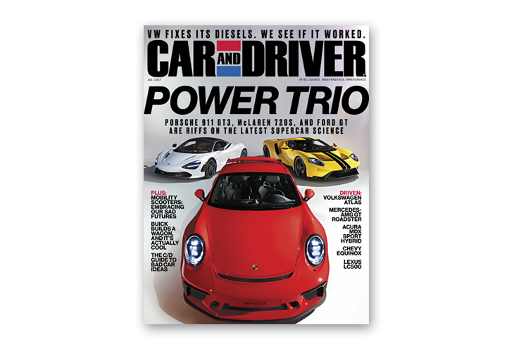 best car magazines car and driver
