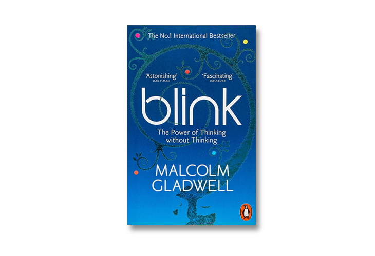 gladwell blink uplifting novels