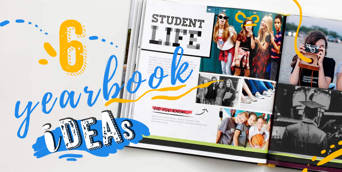 yearbook ideas cover