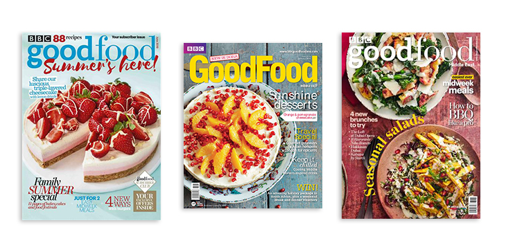 best food magazines of 2019 - bbc good food