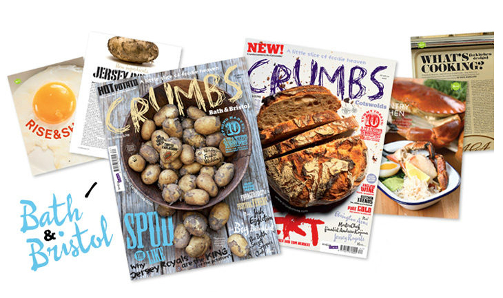 best food magazines 2019 - crumbs magazine
