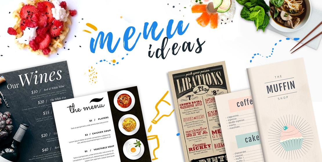 best restaurant menu design practices