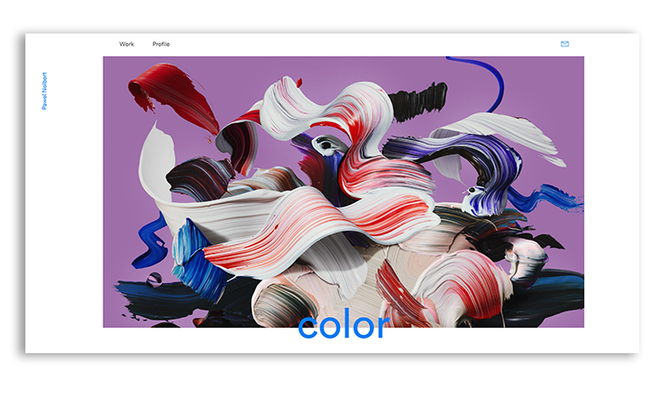 best graphic design portfolio examples