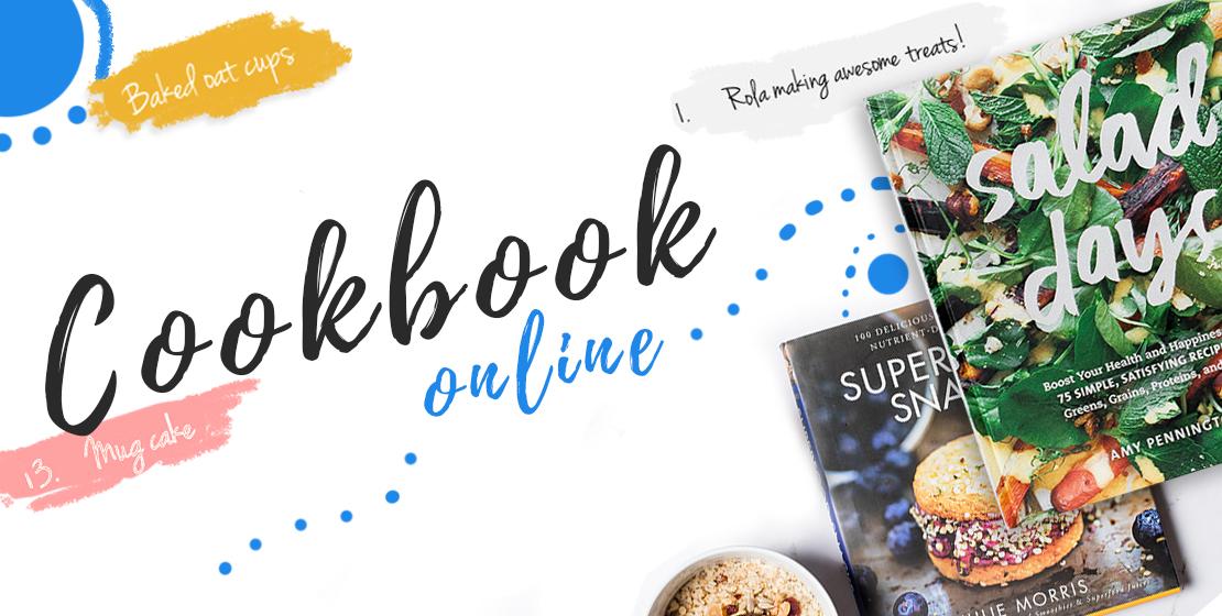 cookbook online